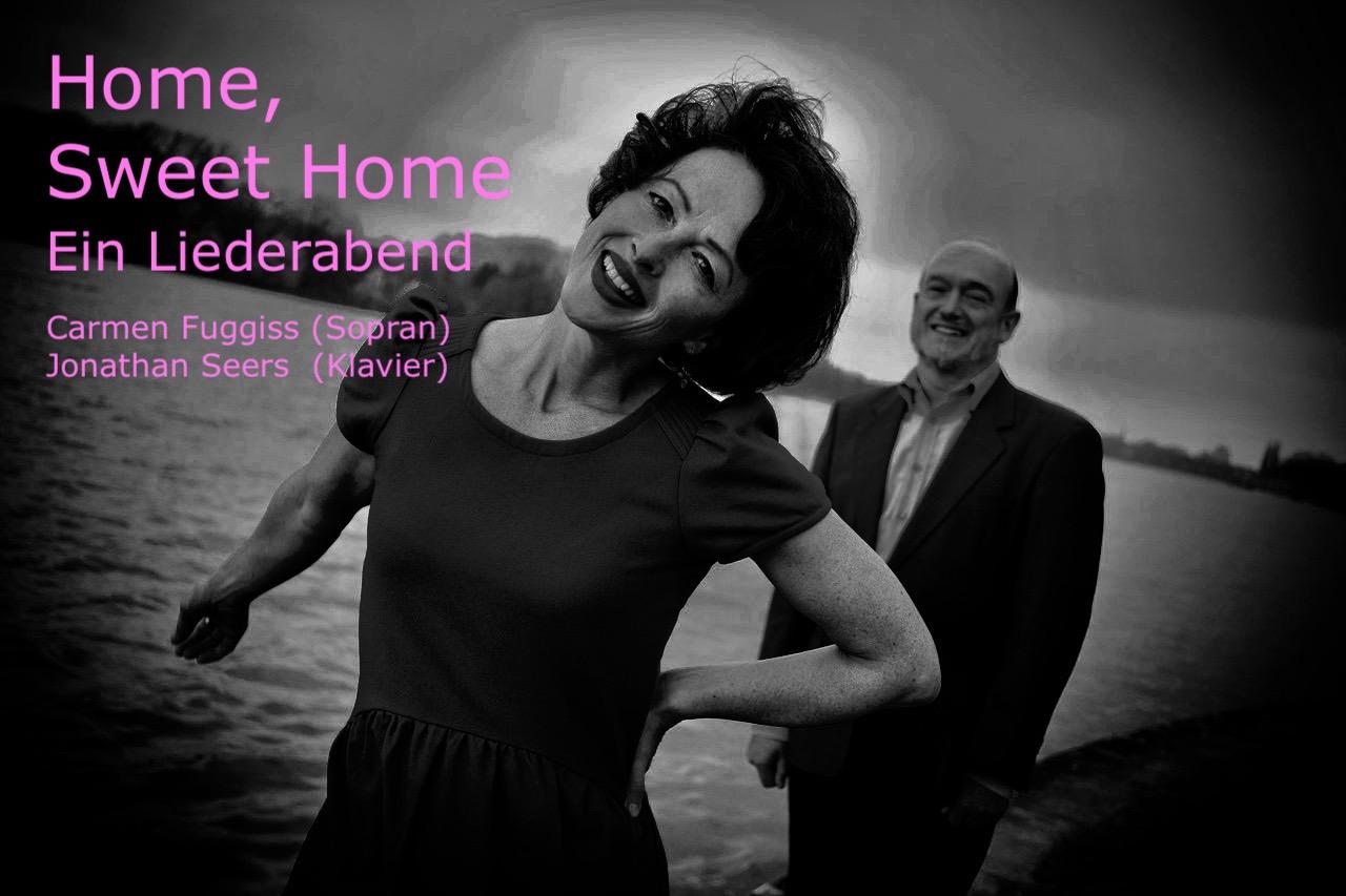 Carmen Fuggiss und Jonathan Seers: Home. Sweet Home.