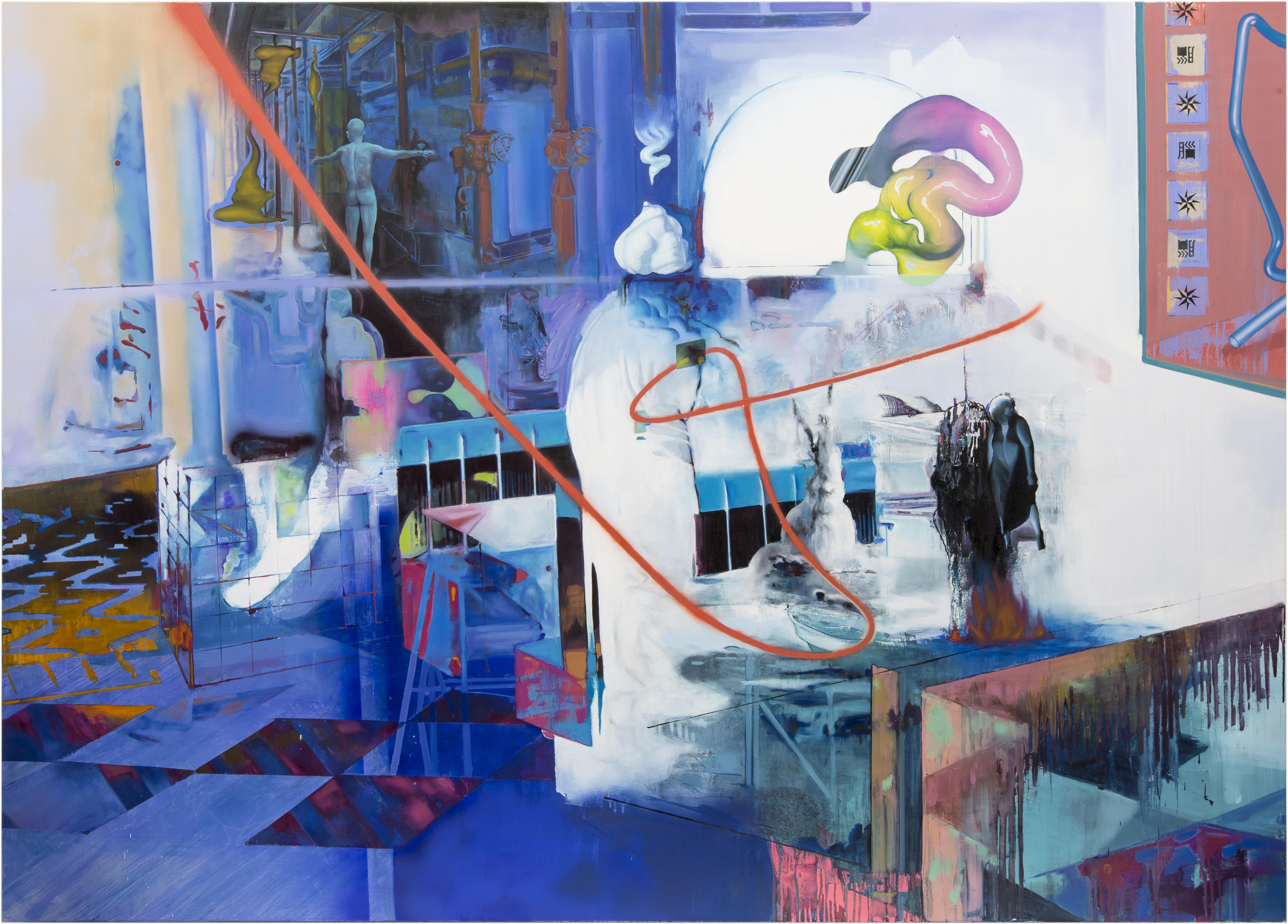 Künstlergespräch mit Rui Zhang